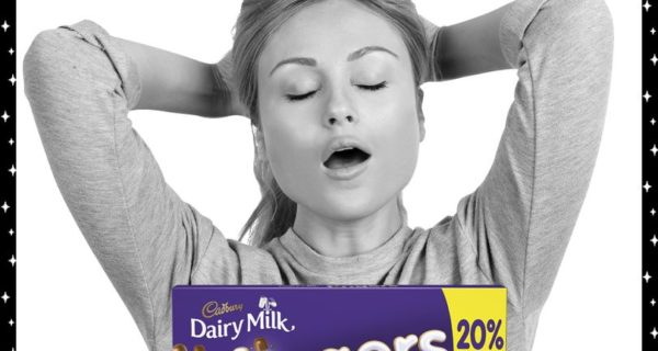 "Poundland X-rated tweet blunder : ""Chocolate fingers ad causes an uproar"""