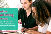 Online marketing no-nos : when social media just becomes so-so media