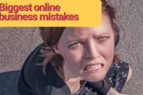 Biggest online business mistakes that you should not duplicate