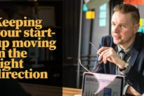 Thinking ahead and keeping your start-up moving in the right direction