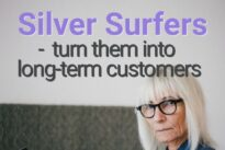 Silver Surfers 2.0 as over-55s make permanent switch to online shopping