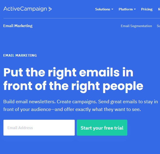 ActiveCampaign Discount Code Global
